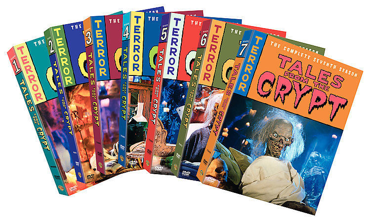 Tales from the Crypt :The Complete Series Season 1-7 (DVD Sets)  TV  Show