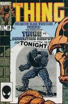 Marvel THE THING (1983 Series) #28 FN+ - $0.99