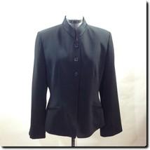 Anne Klein Black Modern Cut Blazers  10 - $28.94