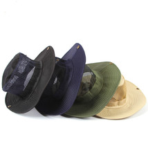 Outdoor Camping Hiking Hat Cap Sunhat Sports Ha... - $9.59