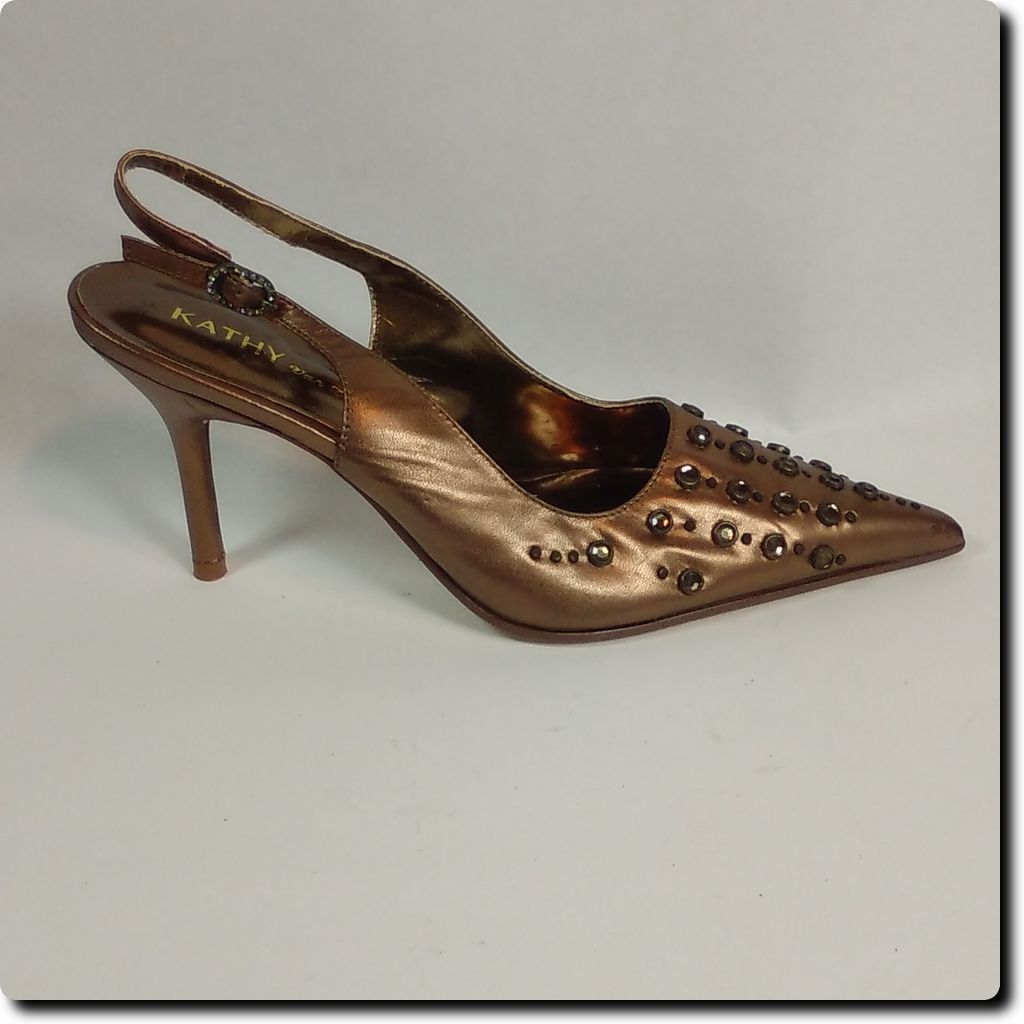 0f9ecf0d93d001 Kathy Van Zeeland Bronze Decorated Pointed and 50 similar items. S l1600