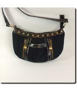 Kathy Van Zeeland Black Bag - $17.35