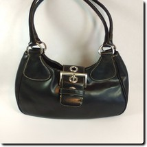 Nine West Black Leather Bag - $28.94