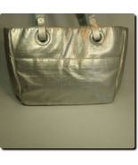 Givenchy Parfums Silver Tote - $19.27