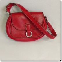 Nine West Red Top Flap Bag - $14.50