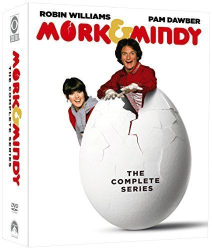 Mork & Mindy: The Complete Series [DVD Set] Classic TV Comedy Robin Williams