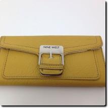 Nine West Mustard Wallet - $11.65