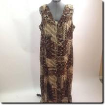 Scarlett Brown Casual Dress 18 - $19.27