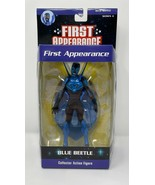First Appearance Blue Beetle Collector Figure Series 4 - DC Direct FS - $26.95
