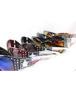 Montana West Rhinestone Stars & Strips Sunglasses UV 400 with Micro Fibe... - $29.99