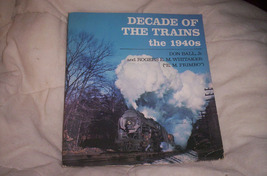 Decade of The Trains - $20.00