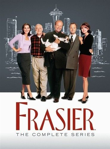 Frasier: The Complete Series (DVD Set) New TV Comedy Series