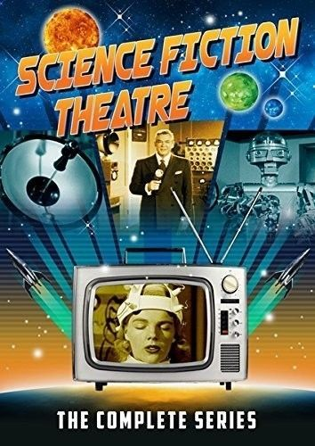 Science Fiction Theatre: The Complete Series (DVD Set) New