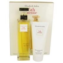5th Avenue Perfume By ELIZABETH ARDEN FOR WOMEN Gift Set 416498 - $39.46