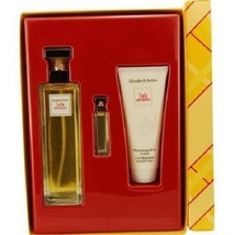 5th Avenue Perfume by Elizabeth Arden, 3 Piece Gift Set for Women NEW - $45.54