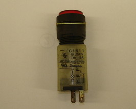 Maruyasu 16mm Pushbutton Switch C1611 - $11.00