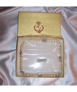 Premier Designs Jewelry AUDREY Pearl Necklace/ New in Box - $24.99