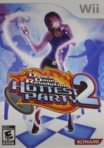 Dance Dance Revolution Hottest Party 2 - Software Only - Nintendo Wii [N... - $5.88