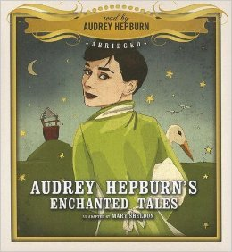 Audrey hepburn enchanted tales illustrated cover
