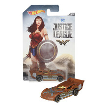 NEW 2017 Hot Wheels 1:64 Die Cast Car DC Justice League MAXIMUM LEEWAY 3/7 - €12,79 EUR