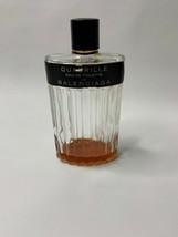 Vintage QUADRILLE Perfume BALENCIAGA Paris France Rare Bottle 5% full - $18.39