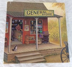 Vtg K Chin General Store Jigsaw Puzzle Art Gallery - $16.23