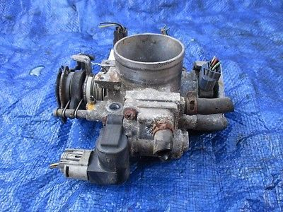02-04 Acura RSX K20A3 throttle body assembly OEM engine motor K20A base TPS 2291