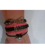 """""""I Love Dogs"""" Infinity Bracelet - $5.99"""
