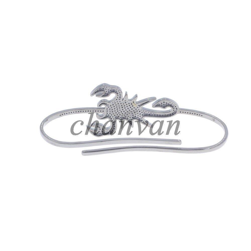 Vintage/Antique Handmade 3.10 Ct Rose Cut Diamond Sterling Silver Palm Bracelet