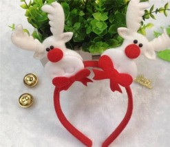 Christmas LED Light Hair Band Headband Accessories image 5