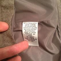 Women's Calvin Klein Gray Dress Pants Size 10 image 6