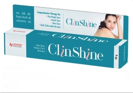 2x Clinshine Skin Lightening Cream With kojic acid,Vitamin C & E Ointmen... - $14.73