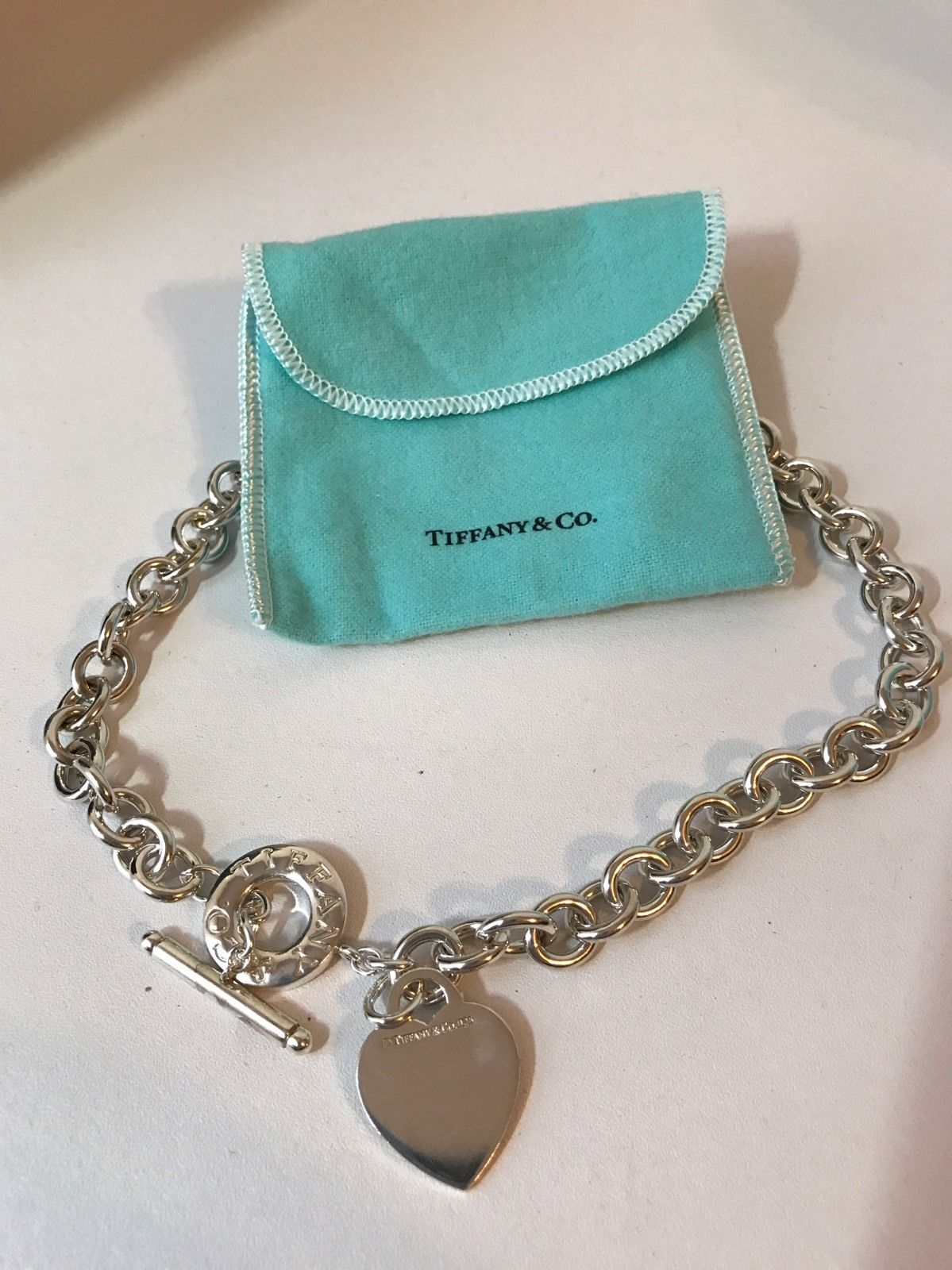 eb0ba457213 Authentic Tiffany & Co Sterling Silver and 50 similar items. S l1600
