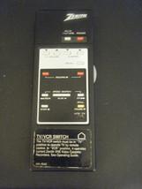 Zenith 101-7042 TV/VCR Remote Control - $16.82