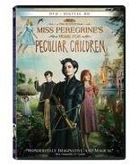 Miss Peregrine's Home for Peculiar Children [2016, DVD + Digital HD] - $12.95