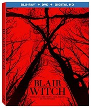 Blair Witch [2016, Blu-ray + DVD + Digital HD]