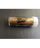 Crafting Glitter Gold Fine Stampendous Jewel Br... - $3.25