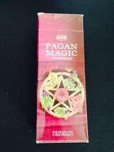 Hem Pagan Magic Incense Bulk Box Savings 120 St... - $5.99