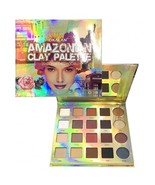 Okalan Amazonian Clay Palette 20 Colors Mattes Shimmers Eyeshadow - $11.87