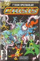 Crisis On Infinite Earths #1 (1984) *Copper Age / DC Comics / Signed By ... - $15.49