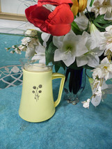 Vintage Retro David Douglas Pitcher, Glass Plas... - $27.71