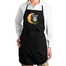 Moonshine Mixer New Unisex Apron Gifts Events Parties Bar Pub - $19.99