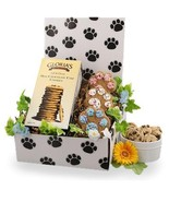 "Gift Care Package for Pet & Owner ""Forever Buddies""/Cookies/Dog Treats - $39.55"