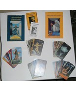The Witches Tarot and books by Ellen Cannon Reed - $125.00