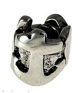 LOOK Flying Dragon Charm bead jewelry Sterling Silver .925 - $18.30