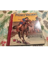 1954 PRINCE VALIANT In the Days of King Arthur Little Treasure Book - Go... - $6.92