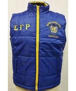 Sigma Gamma Rho Sorority Vest Jacket Sigma Gamm... - $71.25