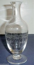 Wedgwood Floral Garland Carafe or Footed Bud Va... - $21.50