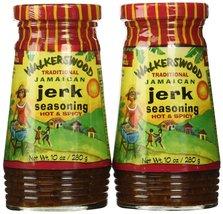 Walkerswood Jerk Seasoning (Hot) (Pack of 2) - $19.40