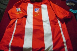 old soccer Jersey Atletico Madrid original 2006 XL (consult stock. (hong) - $48.50